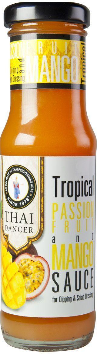 Thai Dancer Десертный соус из манго и маракуйи, 150 мл FS0002050