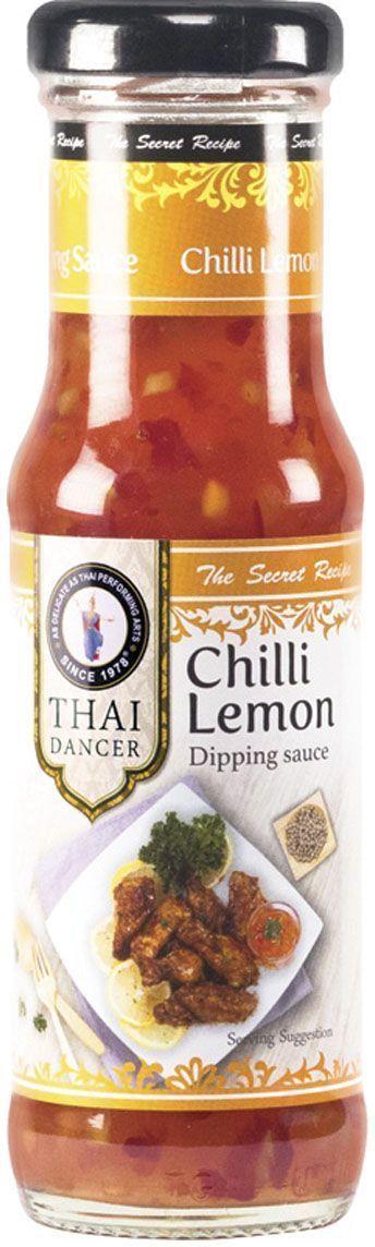 Thai Dancer Соус с лимоном и перцем, 150 мл FS0002055