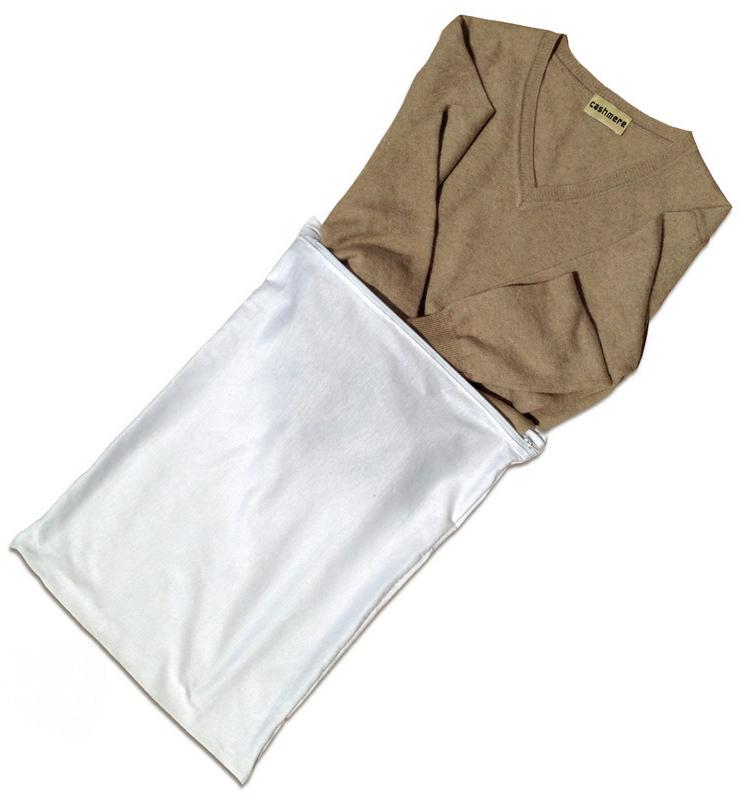 Мешок для стирки шерсти Marbet, 38 х 40 см31Защищает шерстяные изделия от воздействия барабана стиральной машины. То, что раньше стиралось вручную, теперь можно смело доверить стиральной машине!