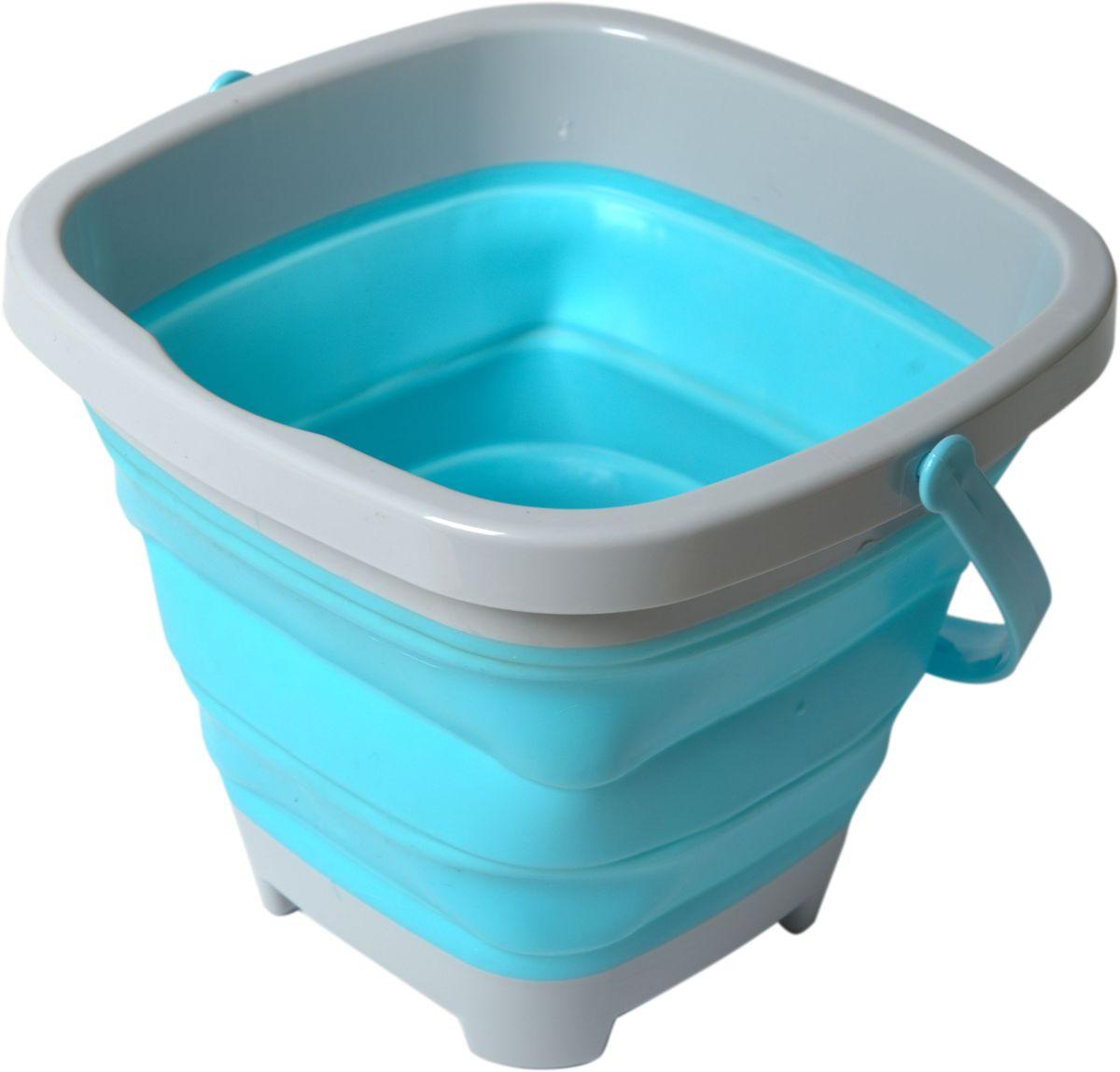 Fresh-Trend Игрушка для песочницы Ведро складное цвет голубой