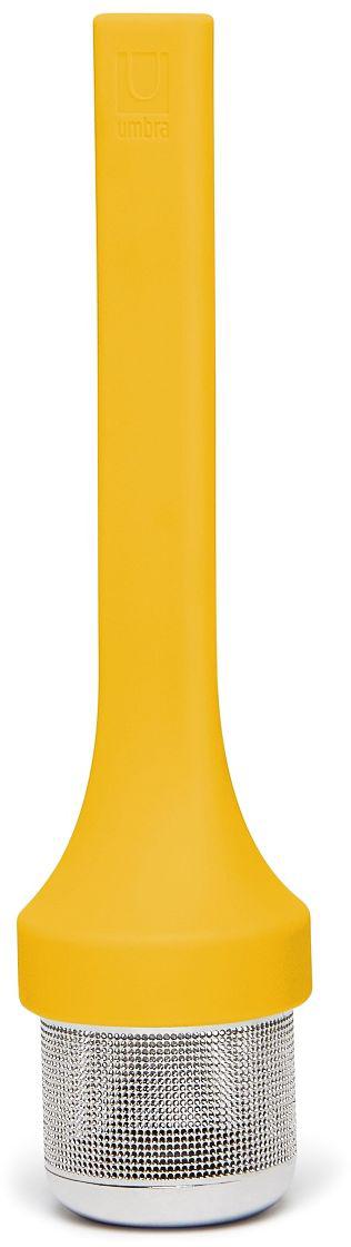 """Заварник для чая Umbra """"Mytea"""", цвет: желтый"""