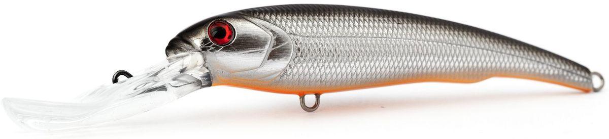 Воблер плавающий Atemi Predator special, цвет: Silver Shad, длина 15 см, вес 47 г, заглубление 9 м513-00063Воблер ATEMI Predator special, Silver Shad, плавающий, 15 см специально создан для ловли хищных рыб в весенне-летний период. Идеально подходит в качестве приманки для щуки и сома, для ловли которых необходимо брать наживку большого размера примерно от 12 см летом. Чем глубже водоем, тем более увесистая наживка вам потребуется. Заглубление приманки ATEMI Predator special, Silver Shad - 9 м, а вес - 47 г, что делает ее прекрасным выбором для рыбалки на глубоких водоемах. арт. 513-00063 Воблер ATEMI Predator special (плавающий) цвет Silver Shad размер: 15см вес 47 г, заглубление: 9 м Производитель: Атеми Рекомендуется для ловли – щуки, окуня, форели, басса, язя, голавля, желтоперого судака, жереха.