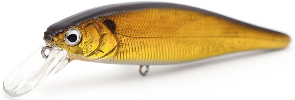 Воблер суспендер Atemi Quesy, цвет: Gold Haya, длина 10 см, вес 16 г, заглубление 1,5 м513-00090Воблер ATEMI Quesy, Gold Haya суспердер, 10 см подходит для ловли на отмелях. Эта модель приманки имеет нейтральную плавучесть, что позволяет зависать приманке в толще воды. Такой способ рыбалки позволяет привлечь пассивную рыбу, которая плохо реагирует на активную проводку. Воблер ATEMI Quesy, Gold Haya суспендер, 10 см иммитирует неподвижную рыбку, что заставляет пассивную рыбу выйти на охоту. арт. 513-00090 Воблер ATEMI Quesy цвет Gold Haya размер: 10см вес 16 г, заглубление: 1,5 м Материал:пластик тип суспендер Производитель: Атеми Рекомендуется для ловли – щуки, окуня, форели, басса, язя, голавля, желтоперого судака, жереха.