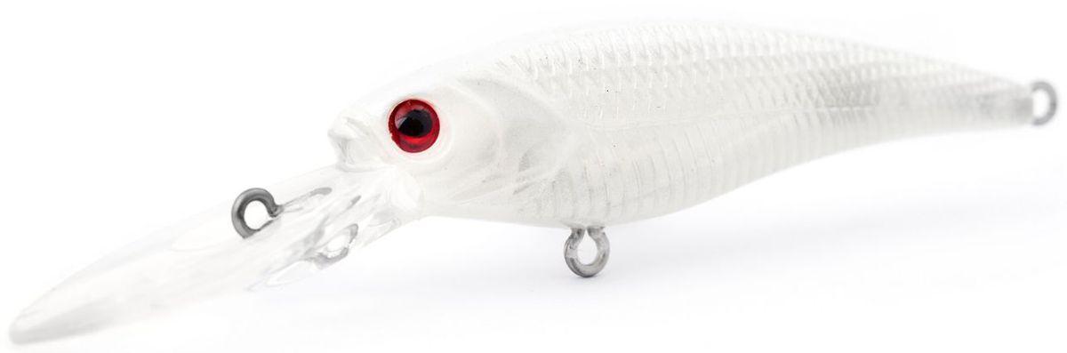 Воблер плавающий Atemi Kingfisher, цвет: Sexy Whiete, длина 6 см, вес 6,5 г, заглубление 2 м513-00099Воблер ATEMI Kingfisher, Sexy White, 6 см отличная приманка для ловли хищных рыб слелующих пород: щука, форель, окунь, басс, язь,желтый судак, жерех. Воблер ATEMI Kingfisher, Sexy White относится к классу  плавающая приманка и имитирует поведение раненой рыбки на воде. Его движение привлекают крупных хищных рыб. Расцветка Sexy White выполнена в белом цвете. Большой галлографический глаз привлекает хищных рыб своим мерцанием в воде. арт. 513-00099 Воблер ATEMI Kingfisher цвет Sexy White размер: 6 см вес 6,5 г, заглубление: 2.м Производитель: Атеми