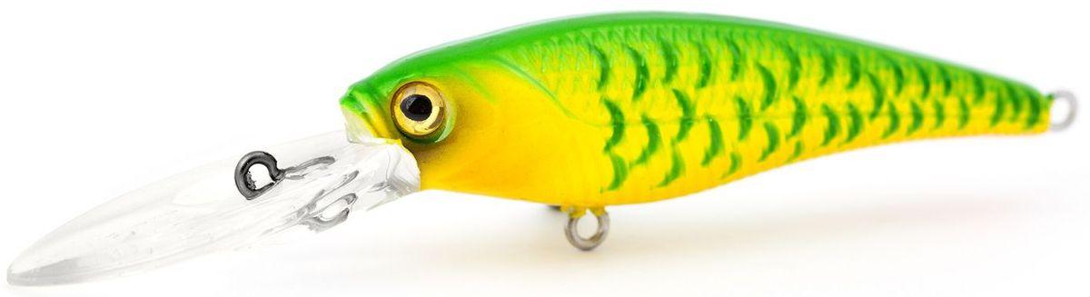 Воблер плавающий AtemiKingfisher, цвет: Chart, длина 6 см, вес 6,5 г, заглубление 2 м513-00102Воблер ATEMI Kingfisher, Chart, 6 см отличная приманка для ловли хищных рыб слелующих пород: щука, форель, окунь, басс, язь,желтый судак, жерех. Воблер ATEMI Kingfisher, Chart относится к классу  плавающая приманка и имитирует поведение раненой рыбки на воде. Его движение привлекают крупных хищных рыб. арт. 513-00102 Воблер ATEMI Kingfisher цвет Chart размер: 6 см вес 6,5 г, заглубление: 2.м Производитель: Атеми