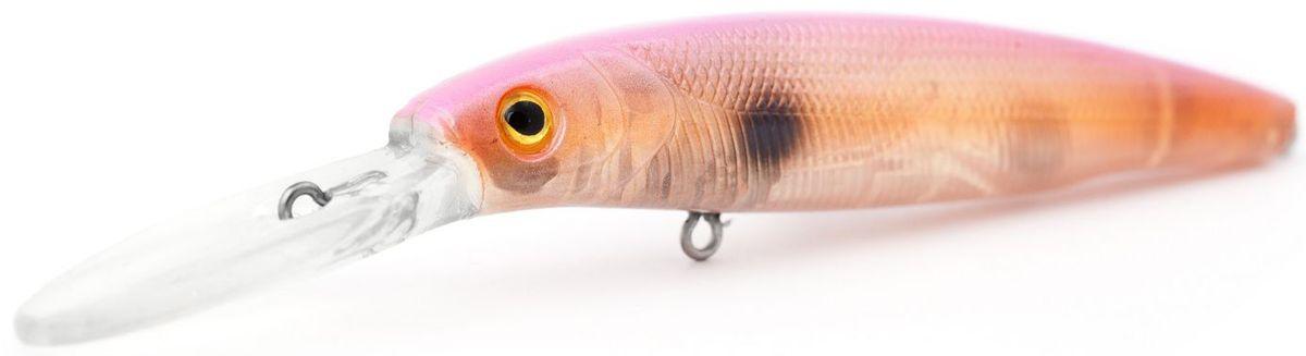 Воблер суспендер Atemi Jedai, цвет: Pink Ayu, длина 8,8 см, вес 11 г, заглубление 2,5 м513-00147Воблер ATEMI Jedai, Pink AYU, 8,8 см Воблер Atemi Jedai Pink AYU суспендер. Для озер и водохранилищ, Jedai является наилучшей приманкой как для троллинга, так и для ловли в заброс. Эта приманка превосходна для ловли рыбы, если ее забрасывать вверх по течению, только обеспечивайте скорость проводки немного быстрее, чем скорость течения. Воблер Pink AYU рекомендуется для ловли – щуки, окуня, форели, басса, язя, голавля, желтоперого судака, жереха. Он также хорошо работает при ловле рыбы против течения, проводите приманку по более глубоким местам, там, где чаще стоят в засаде более крупные экземпляры. Расцветка: Pink AYU Длина: 8,8 cм. Вес: 11 г. Рабочая глубина: 2,5 м.