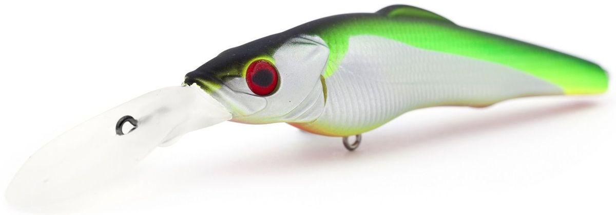 Воблер плавающий Atemi Cayman Shad, цвет: Silver Chart, длина 9 см, вес 16 г, заглубление 4,5 м513-00160Плавающий воблер ATEMI Cayman Shad арт. 513-00160 Плавающий воблер ATEMI Cayman Shad, цвет Silver Chart, размер: 90мм, вес 16г, заглубление: 4.5м Производитель: Атеми Приманка Atemi Воблер Cayman Shad - плавающий воблер, который отлично подходит для ловли щуки, форели, басса, голавля, жереха, желтоперого судака, окуня. Эта легкая приманка может использоваться для ловли рыбы вверх по течению, если обеспечить более высокую, нежели скорость течения, скорость проводки. Воблер также может использоваться и при ловли против течения. Приманка является отличным решением для озер и хранилищ, и может применяться как для троллинга, так и для ловли в заброс. Важным условием использования данной модели приманки является правильно подобранная снасть