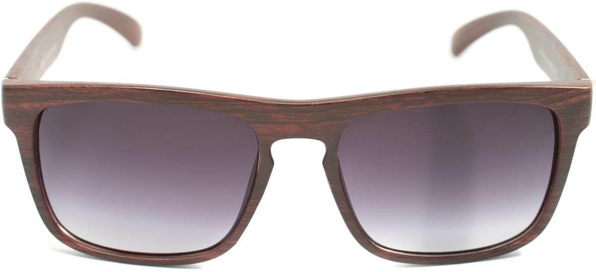 Очки солнцезащитные Mitya Veselkov, цвет: коричневый. OS-181OS-181
