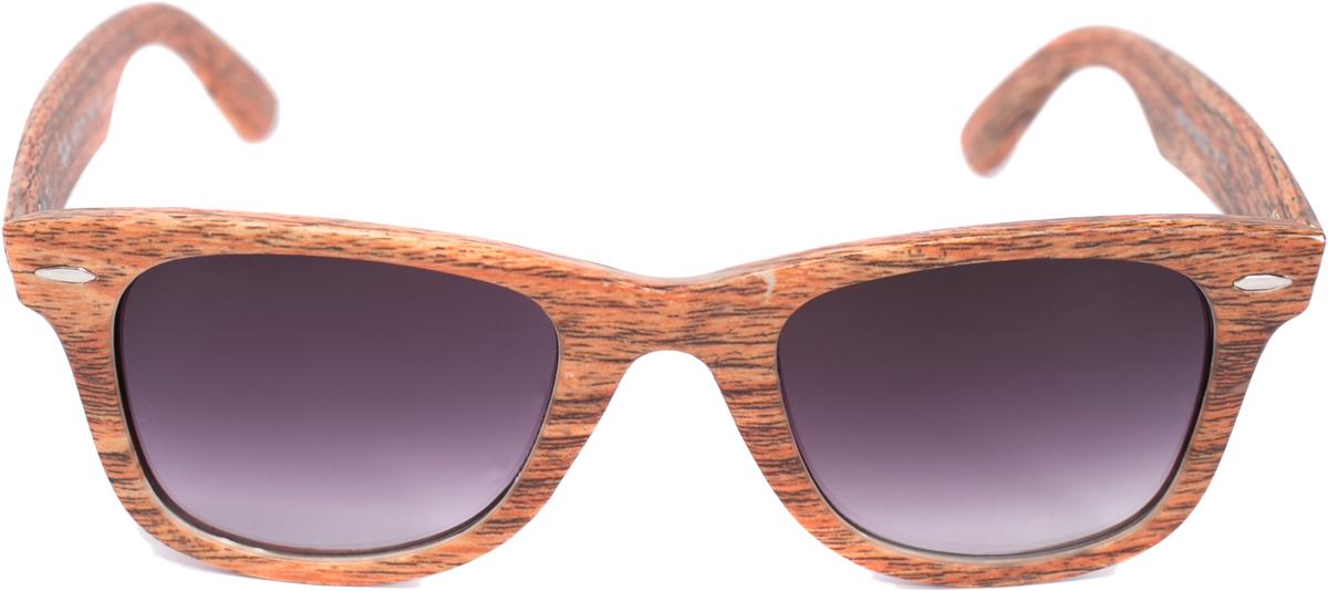 Очки солнцезащитные Mitya Veselkov, цвет: коричневый. OS-229OS-229