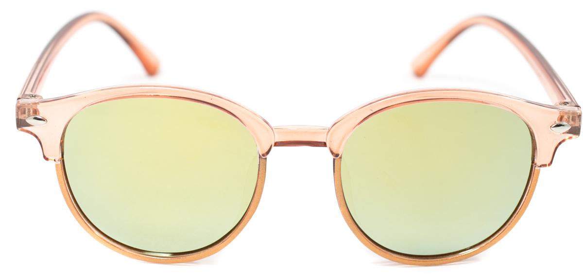 Очки солнцезащитные детские Mitya Veselkov, цвет: бежевый. OS-191OS-191Прекрасные антибликовые очки Mitya Veselkov, станут прекрасным и стильным аксессуаром для вашего ребенка и защитят его от УФ лучей. Они помогут глазу более четко распознать картинку, засвеченную солнечными лучами, при этом скорректируют все возникшие искажения.
