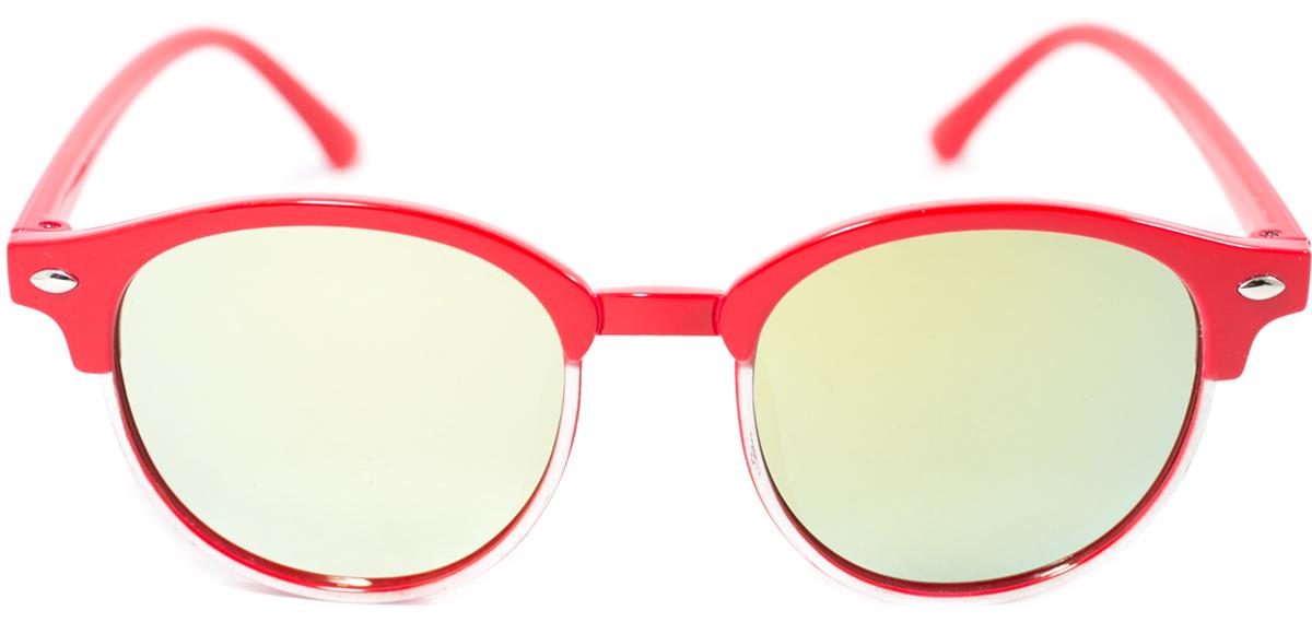 Очки солнцезащитные детские Mitya Veselkov, цвет: красный. OS-193OS-193