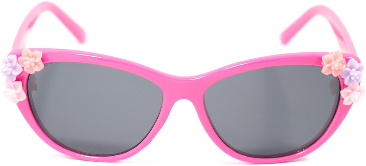 Очки солнцезащитные детские Mitya Veselkov, цвет: розовый. OS-198OS-198Прекрасные антибликовые очки Mitya Veselkov, станут прекрасным и стильным аксессуаром для вашего ребенка и защитят его от УФ лучей. Они помогут глазу более четко распознать картинку, засвеченную солнечными лучами, при этом скорректируют все возникшие искажения.