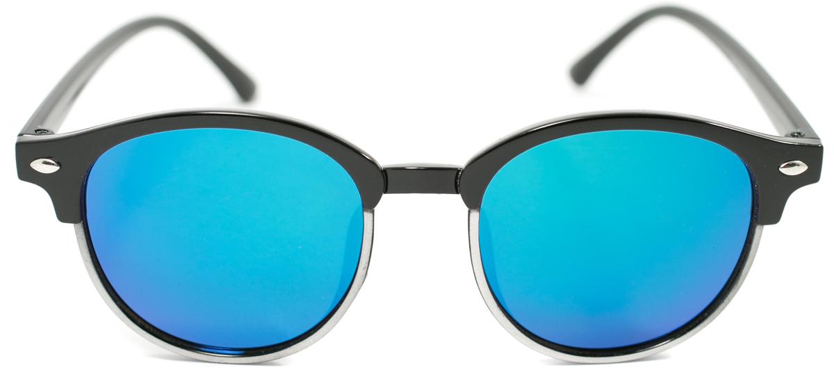 Очки солнцезащитные детские Mitya Veselkov, цвет: черный. OS-192OS-192Прекрасные антибликовые очки Mitya Veselkov, станут прекрасным и стильным аксессуаром для вашего ребенка и защитят его от УФ лучей. Они помогут глазу более четко распознать картинку, засвеченную солнечными лучами, при этом скорректируют все возникшие искажения.