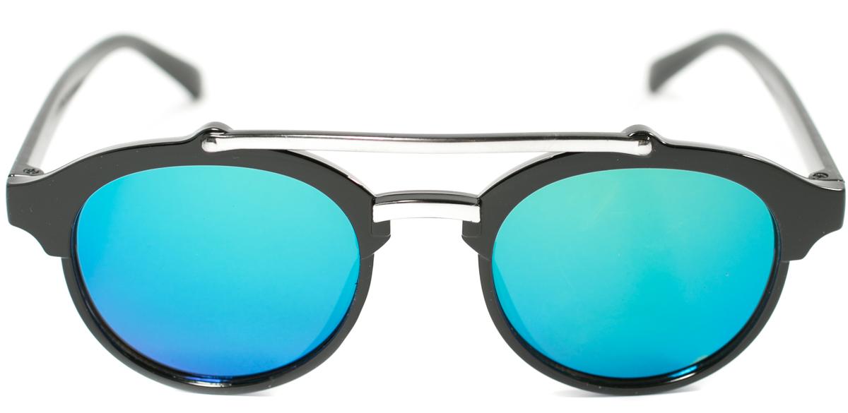 Очки солнцезащитные детские Mitya Veselkov, цвет: черный. OS-206OS-206Прекрасные антибликовые очки Mitya Veselkov, станут прекрасным и стильным аксессуаром для вашего ребенка и защитят его от УФ лучей. Они помогут глазу более четко распознать картинку, засвеченную солнечными лучами, при этом скорректируют все возникшие искажения.