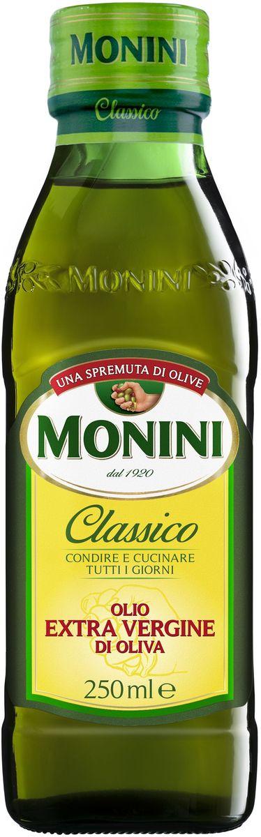 Monini масло оливковое Extra Virgin, 250 мл