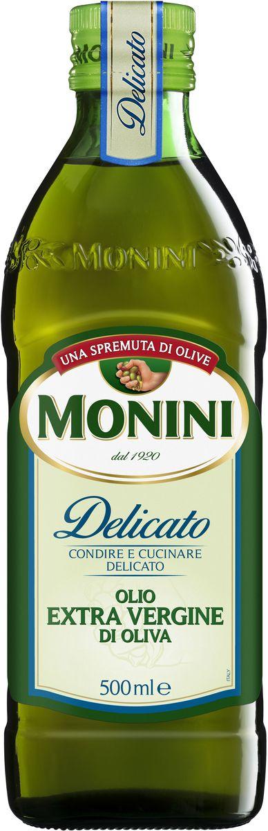 Monini Delicato масло оливковое Extra Virgin, 500 мл1610006/2