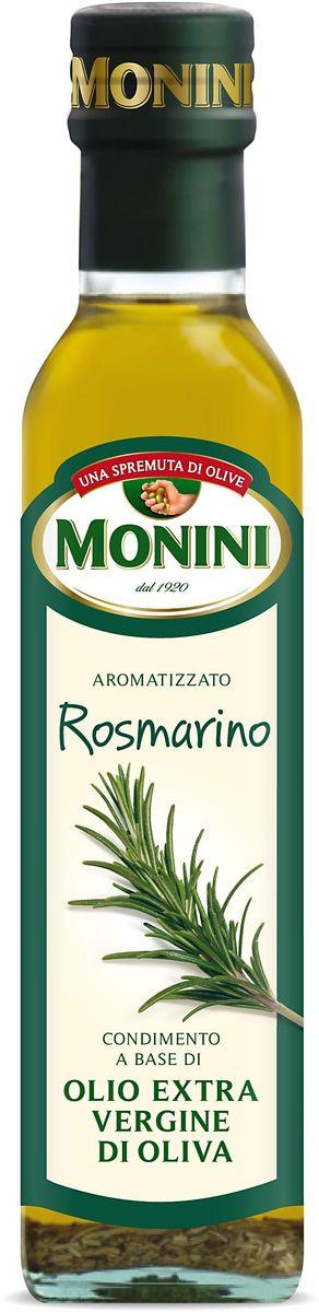 Monini масло оливковое Extra Virgin Розмарин, 250 мл