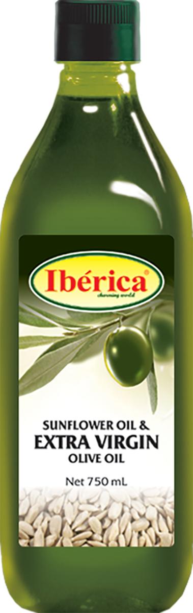 Iberica cмесь масел оливкового и подсолнечного, 750 мл 1650041/1