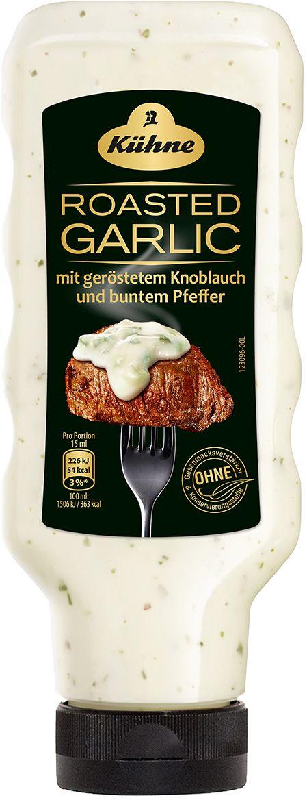 Kuhne соус чесночный, 250 мл0560027