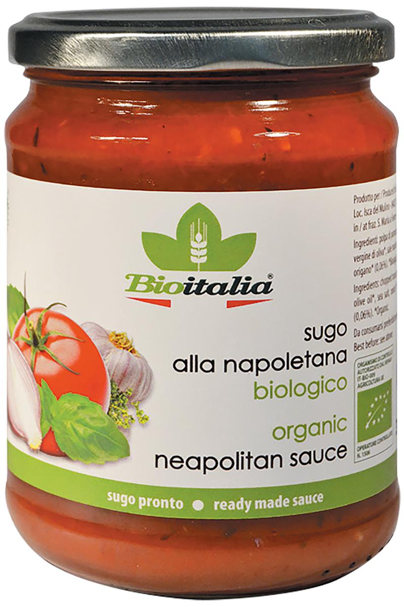 Bioitalia соус томатный, 350 г1770034