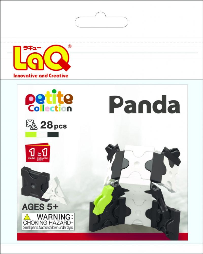 LaQ Конструктор Panda