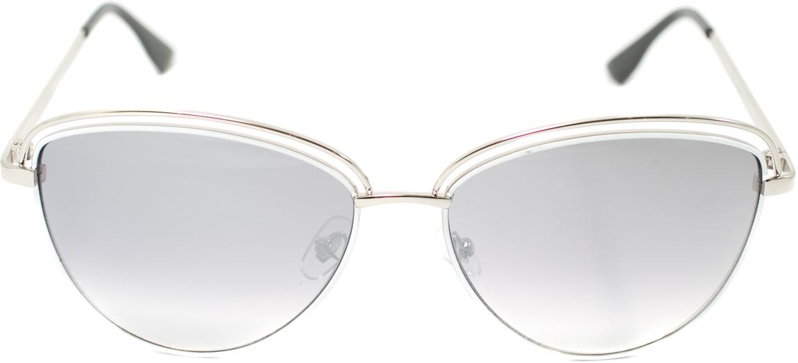 Очки солнцезащитные женские Mitya Veselkov, цвет: серый. OS-158OS-158Прекрасные антибликовые очки Mitya Veselkov, станут прекрасным и стильным аксессуаром для вас и защитят от УФ лучей. Они помогут глазу более четко распознать картинку, засвеченную солнечными лучами, при этом скорректируют все возникшие искажения.