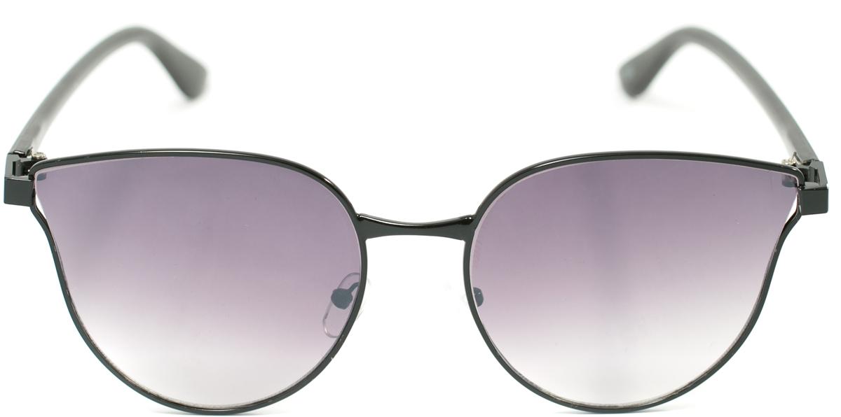 Очки солнцезащитные женские Mitya Veselkov, цвет: черный. OS-144OS-144Прекрасные антибликовые очки Mitya Veselkov, станут прекрасным и стильным аксессуаром для вас и защитят от УФ лучей. Они помогут глазу более четко распознать картинку, засвеченную солнечными лучами, при этом скорректируют все возникшие искажения.