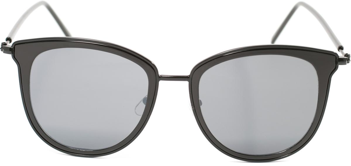 Очки солнцезащитные женские Mitya Veselkov, цвет: черный. OS-178OS-178Прекрасные антибликовые очки Mitya Veselkov, станут прекрасным и стильным аксессуаром для вас и защитят от УФ лучей. Они помогут глазу более четко распознать картинку, засвеченную солнечными лучами, при этом скорректируют все возникшие искажения.