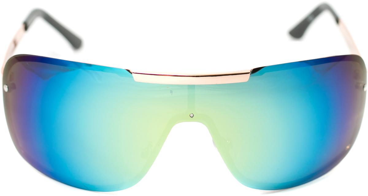Очки солнцезащитные с поляризацией Mitya Veselkov, цвет: золотистый, зеленый. OS-180OS-180Прекрасные антибликовые очки Mitya Veselkov, станут прекрасным и стильным аксессуаром для вас и защитят от УФ лучей. Они помогут глазу более четко распознать картинку, засвеченную солнечными лучами, при этом скорректируют все возникшие искажения.