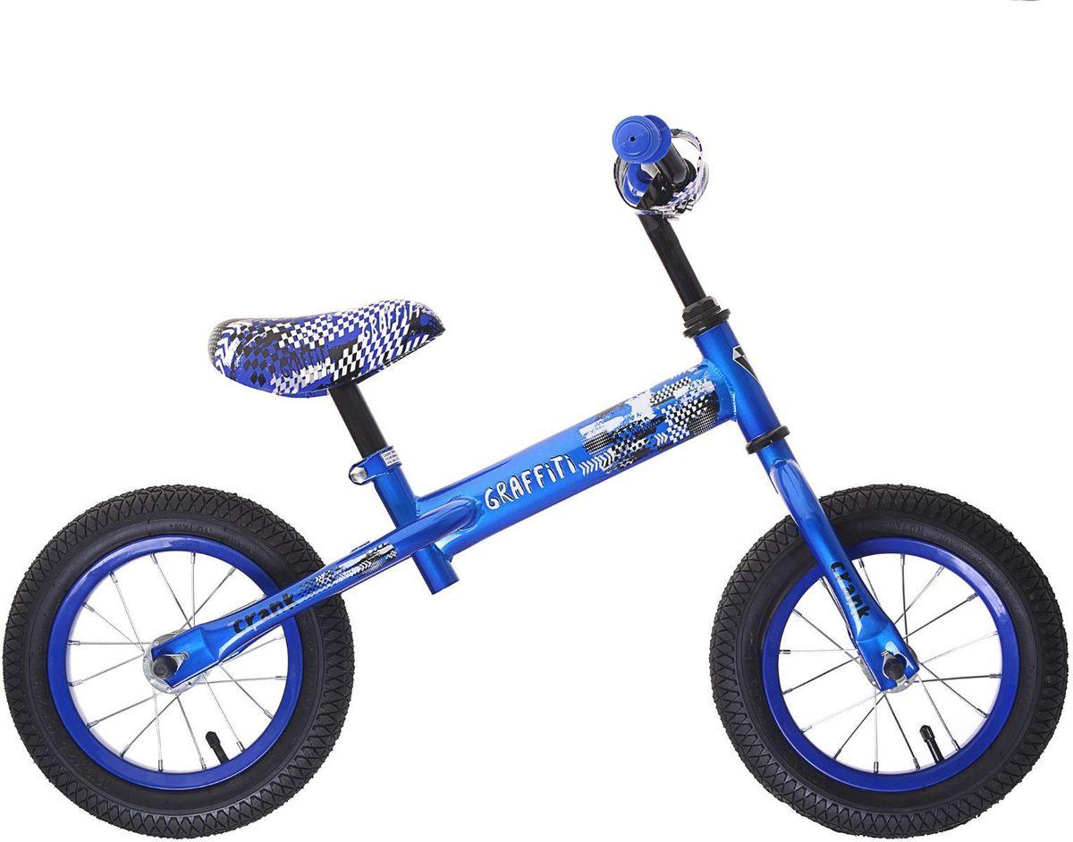 Graffiti Беговел детский Crank 2017 цвет синий