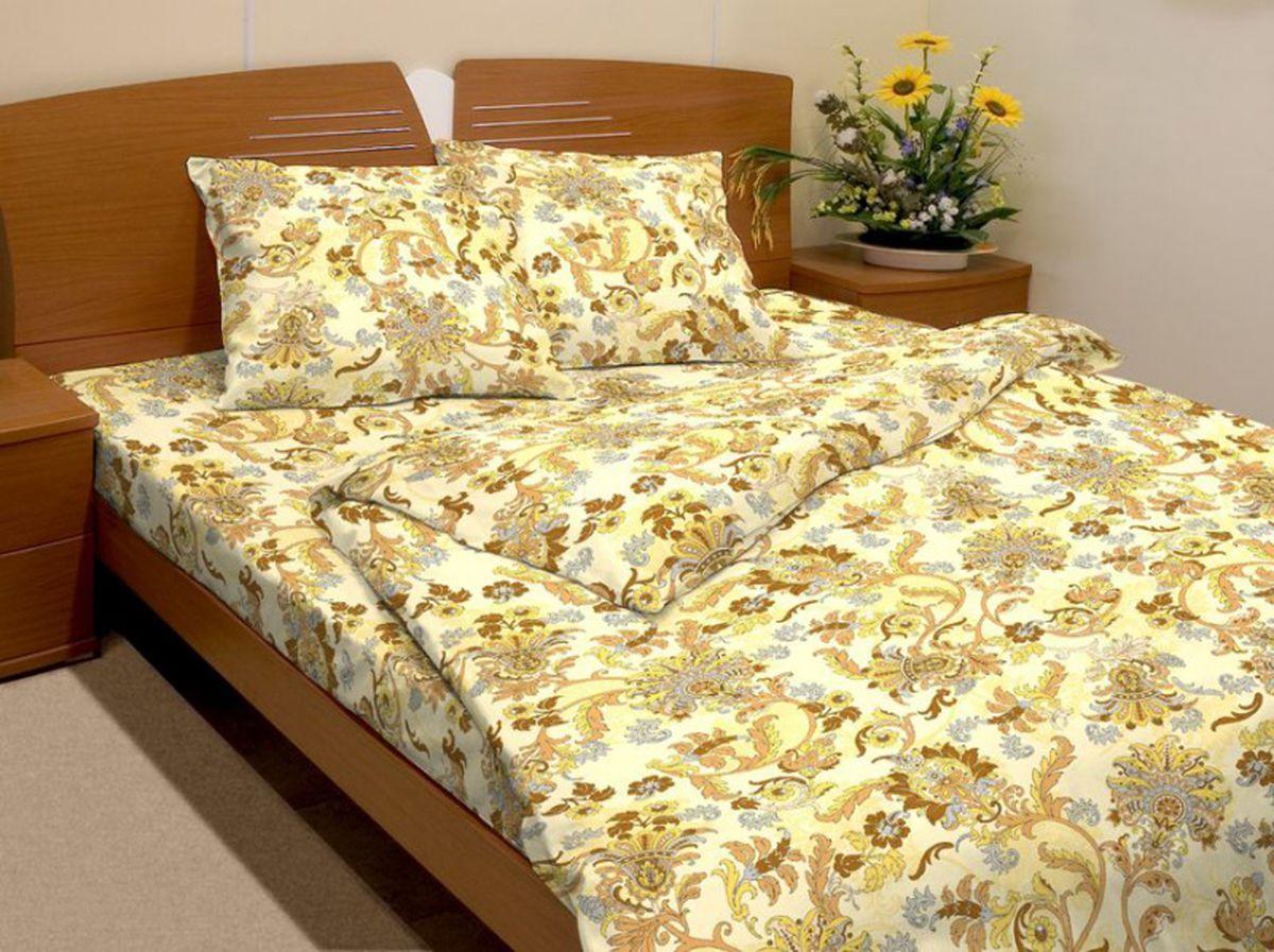 Комплект белья Amore Mio Kayla, 1,5-спальный, наволочки 70x7081946Постельное белье из бязи практично и долговечно, а самое главное - это 100% хлопок! Материал великолепно отводит влагу, отлично пропускает воздух, не капризен в уходе, легко стирается и гладится. Новая коллекция Naturel 3-D дизайнов позволит выбрать постельное белье на любой вкус! Обращаем внимание, что расцветка наволочек может отличаться от представленной на фото.