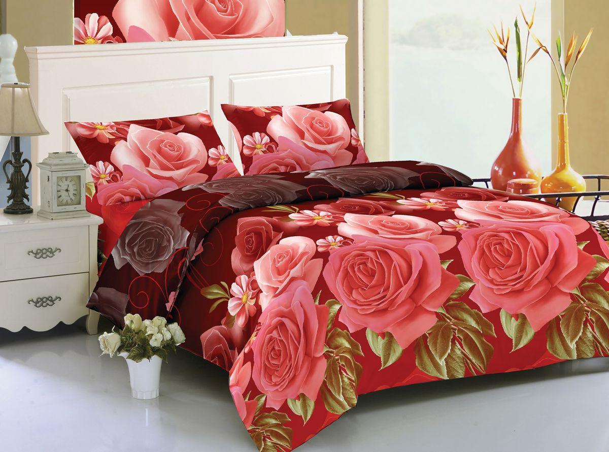 Комплект белья Amore Mio Caroline, 1,5-спальный, наволочки 70x7082612Amore Mio – Комфорт и Уют - Каждый день! Amore Mio предлагает оценить соотношению цены и качества коллекции. Разнообразие ярких и современных дизайнов прослужат не один год и всегда будут радовать Вас и Ваших близких сочностью красок и красивым рисунком. Мако-сатина - Свежее решение, для уюта на даче или дома, созданное с любовью для вашего комфорта и отличного настроения! Нано-инновации позволили открыть новую ткань, полученную, в результате высокотехнологического процесса, сочетает в себе широкий спектр отличных потребительских характеристик и невысокой стоимости. Легкая, плотная, мягкая ткань, приятна и практична с эффектом «персиковой кожуры». Отлично стирается, гладится, быстро сохнет. Дисперсное крашение, великолепно передает качество рисунков, и необычайно устойчива к истиранию. Обращаем внимание, что расцветка наволочек может отличаться от представленной на фото.