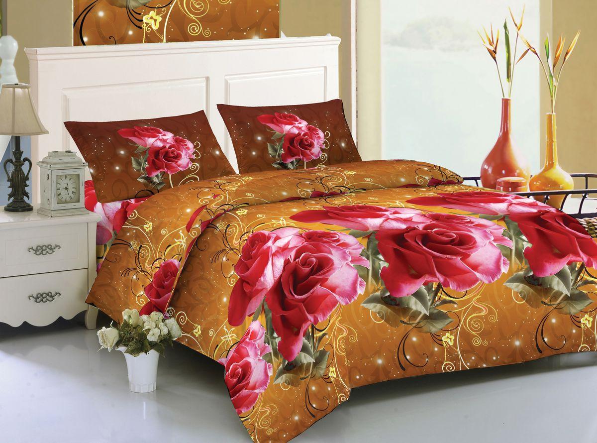 """Комплект белья Amore Mio """"Victoria"""", 2-спальный, наволочки 70x70 82627"""