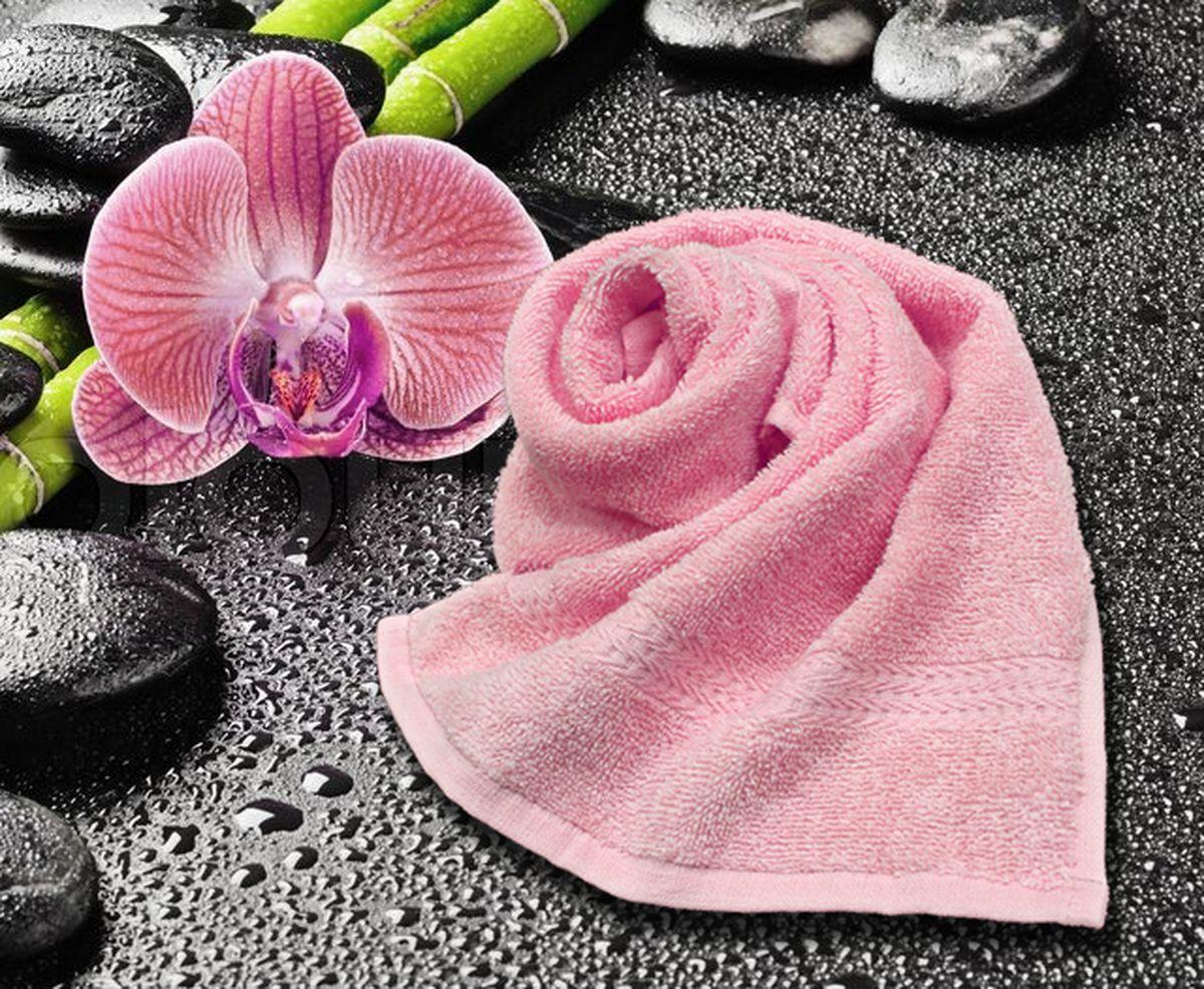 Полотенце Amore Mio GX Classic, цвет: розовый, 33 х 70 см84508Полотенца Amore Mio Classic - полотенца отличного качества из 100% хлопка. Яркие цвета выполнены качественным красителем BASF из Германии сохраняют насыщенность долгое время. Мягкость и пушистость этих полотенец Вас приятно удивит. Продукция имеет европейский сертификат качества.