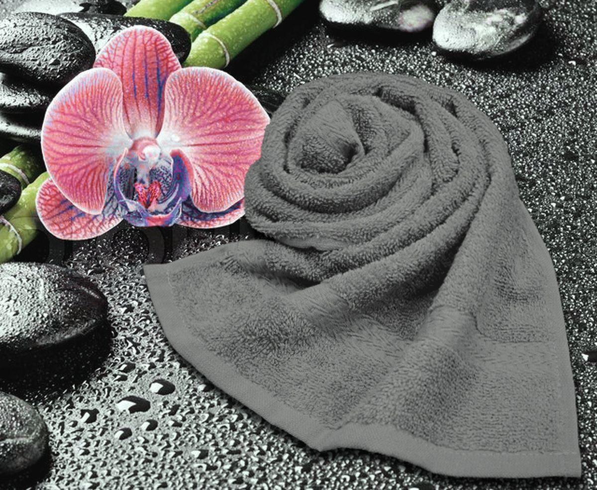 Полотенце Amore Mio GX Classic, цвет: серый, 33 х 70 см84511Полотенца Amore Mio Classic - полотенца отличного качества из 100% хлопка. Яркие цвета выполнены качественным красителем BASF из Германии сохраняют насыщенность долгое время. Мягкость и пушистость этих полотенец Вас приятно удивит. Продукция имеет европейский сертификат качества.