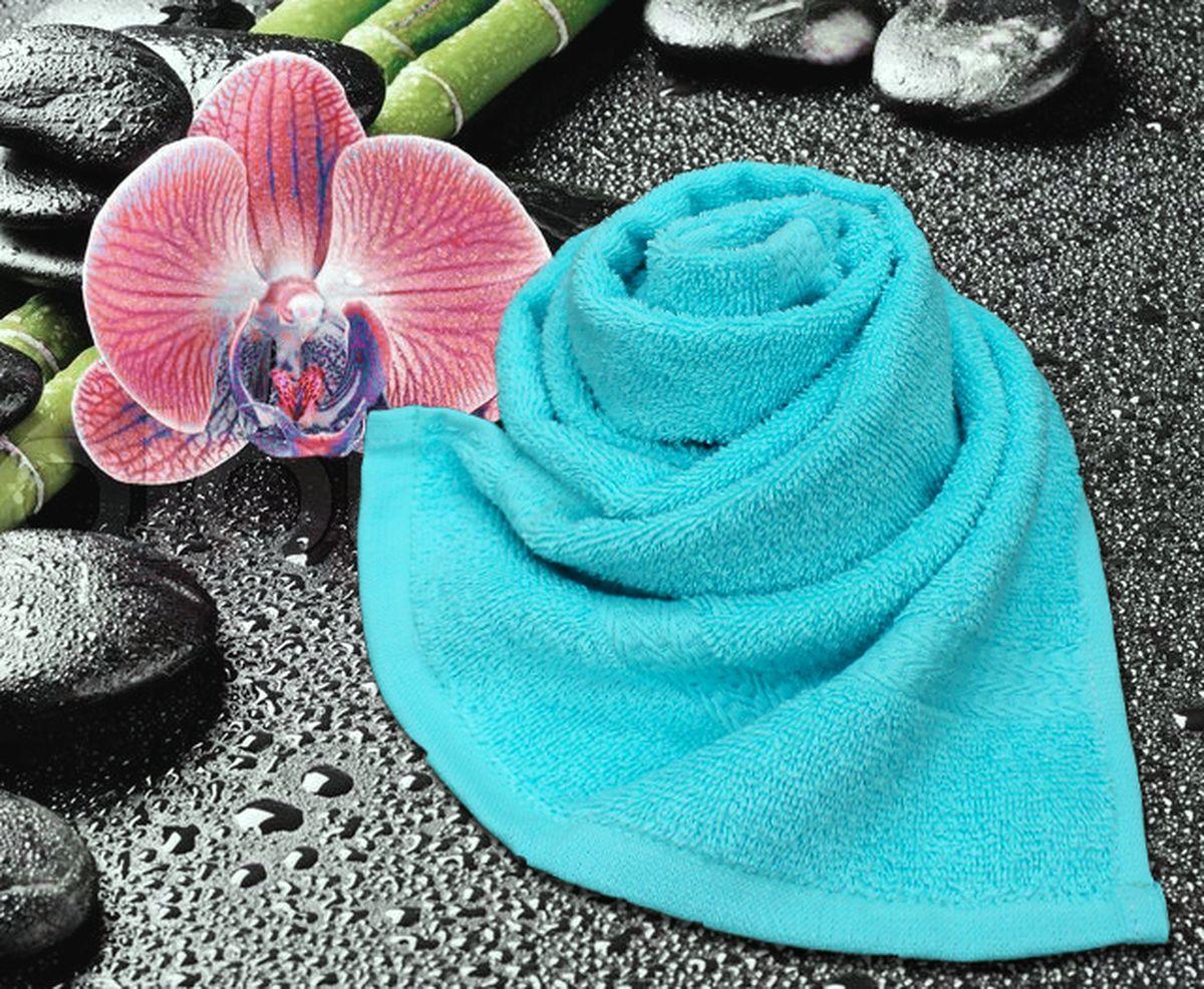 Полотенце Amore Mio GX Classic, цвет: бирюзовый, 33 х 70 см84512Полотенца Amore Mio Classic - полотенца отличного качества из 100% хлопка. Яркие цвета выполнены качественным красителем BASF из Германии сохраняют насыщенность долгое время. Мягкость и пушистость этих полотенец Вас приятно удивит. Продукция имеет европейский сертификат качества.
