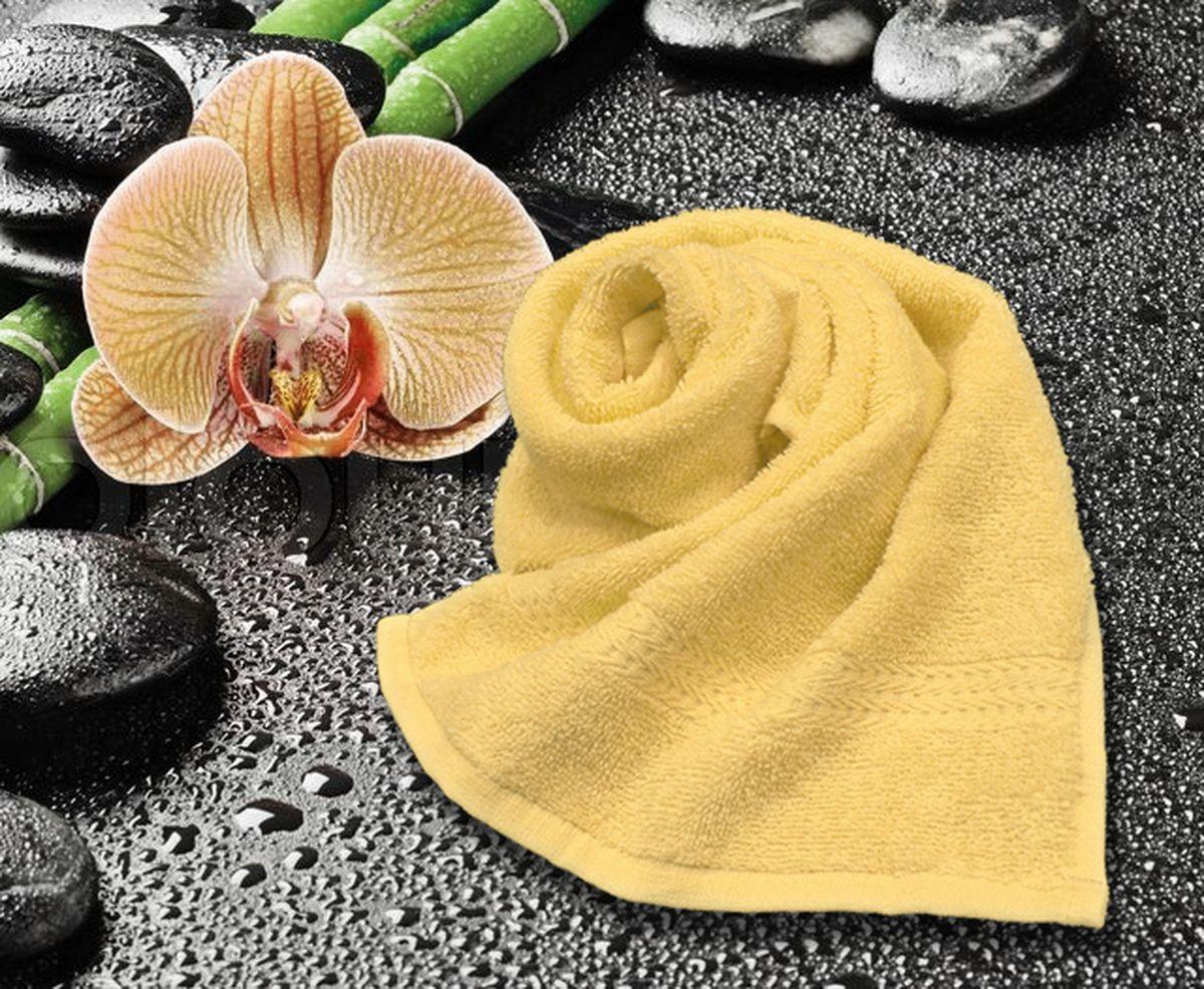 Полотенце Amore Mio GX Classic, цвет: желтый, 33 х 70 см84513Полотенца Amore Mio Classic - полотенца отличного качества из 100% хлопка. Яркие цвета выполнены качественным красителем BASF из Германии сохраняют насыщенность долгое время. Мягкость и пушистость этих полотенец Вас приятно удивит. Продукция имеет европейский сертификат качества.
