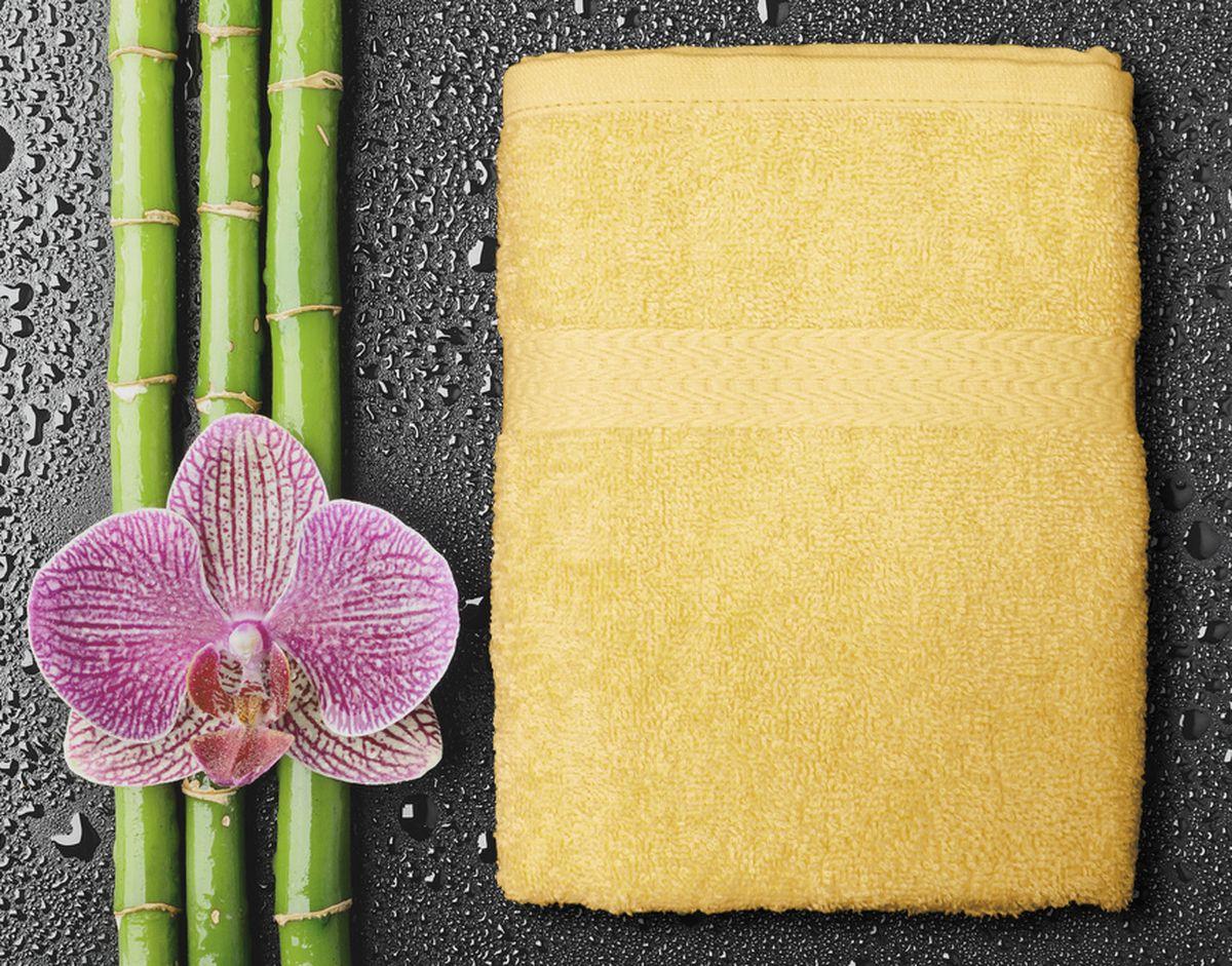 Полотенце Amore Mio GX Classic, цвет: желтый, 50 х 90 см84529Полотенца Amore Mio Classic - полотенца отличного качества из 100% хлопка. Яркие цвета выполнены качественным красителем BASF из Германии сохраняют насыщенность долгое время. Мягкость и пушистость этих полотенец Вас приятно удивит. Продукция имеет европейский сертификат качества.