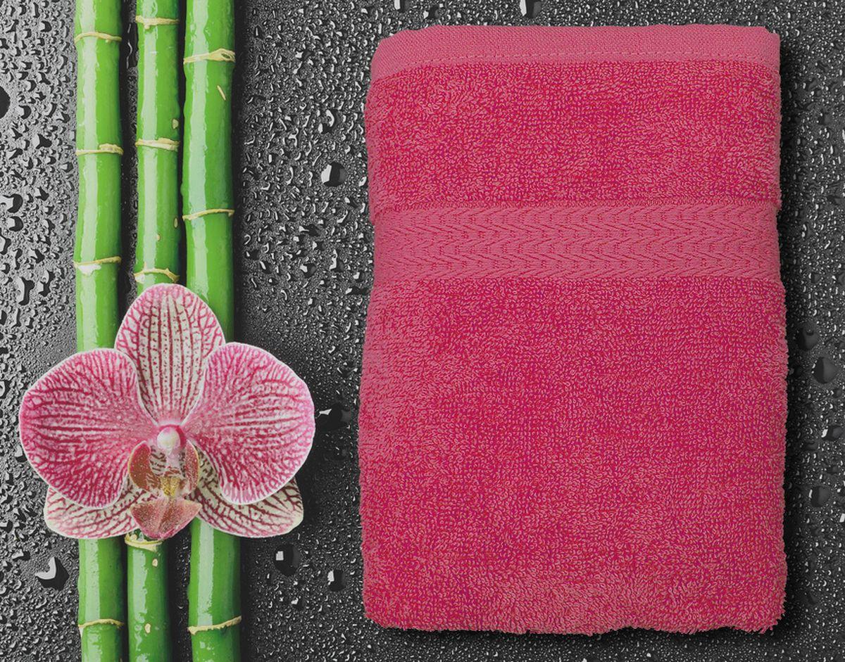 Полотенце Amore Mio GX Classic, цвет: малиновый, 50 х 90 см84533Полотенца Amore Mio Classic - полотенца отличного качества из 100% хлопка. Яркие цвета выполнены качественным красителем BASF из Германии сохраняют насыщенность долгое время. Мягкость и пушистость этих полотенец Вас приятно удивит. Продукция имеет европейский сертификат качества.