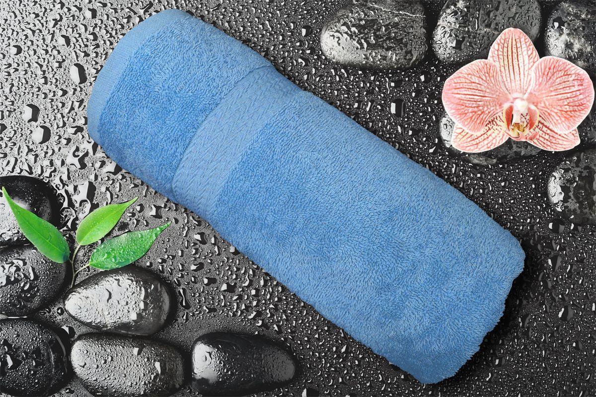 Полотенце Amore Mio GX Classic, цвет: голубой, 70 х 140 см84539Полотенца Amore Mio Classic - полотенца отличного качества из 100% хлопка. Яркие цвета выполнены качественным красителем BASF из Германии сохраняют насыщенность долгое время. Мягкость и пушистость этих полотенец Вас приятно удивит. Продукция имеет европейский сертификат качества.