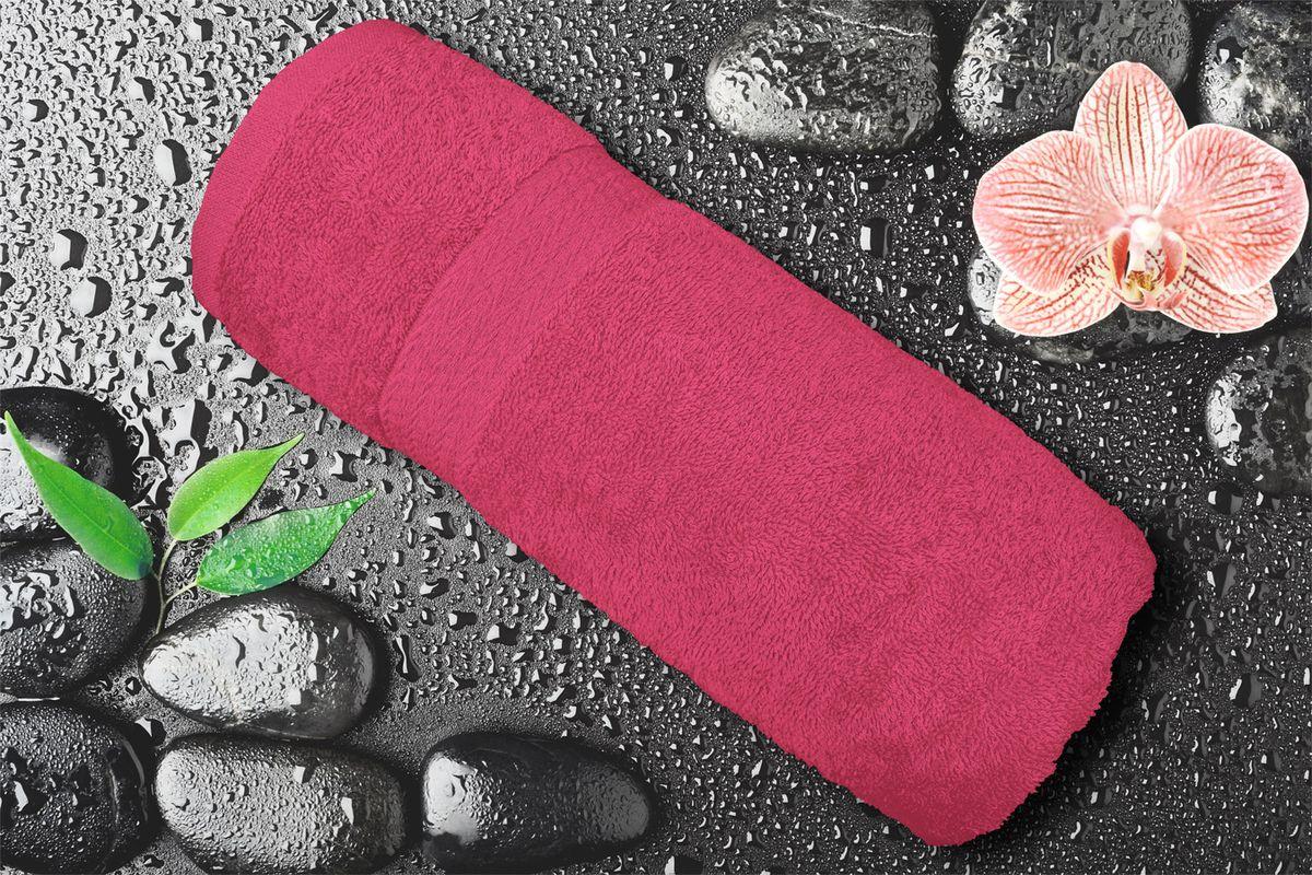 Полотенце Amore Mio GX Classic, цвет: малиновый, 70 х 140 см84549Полотенца Amore Mio Classic - полотенца отличного качества из 100% хлопка. Яркие цвета выполнены качественным красителем BASF из Германии сохраняют насыщенность долгое время. Мягкость и пушистость этих полотенец Вас приятно удивит. Продукция имеет европейский сертификат качества.