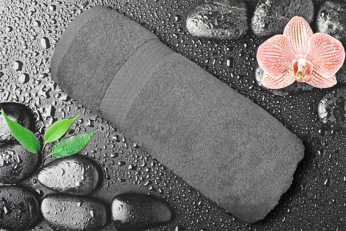 Полотенце Amore Mio GX Classic, цвет: серый, 100 х 150 см84554Полотенца Amore Mio Classic - полотенца отличного качества из 100% хлопка. Яркие цвета выполнены качественным красителем BASF из Германии сохраняют насыщенность долгое время. Мягкость и пушистость этих полотенец Вас приятно удивит. Продукция имеет европейский сертификат качества.
