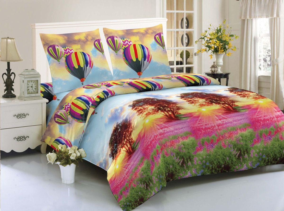 Комплект белья Amore Mio Linz, 1,5-спальный, наволочки 70x7085254Amore Mio – Комфорт и Уют - Каждый день! Amore Mio предлагает оценить соотношению цены и качества коллекции. Разнообразие ярких и современных дизайнов прослужат не один год и всегда будут радовать Вас и Ваших близких сочностью красок и красивым рисунком. Мако-сатина - Свежее решение, для уюта на даче или дома, созданное с любовью для вашего комфорта и отличного настроения! Нано-инновации позволили открыть новую ткань, полученную, в результате высокотехнологического процесса, сочетает в себе широкий спектр отличных потребительских характеристик и невысокой стоимости. Легкая, плотная, мягкая ткань, приятна и практична с эффектом «персиковой кожуры». Отлично стирается, гладится, быстро сохнет. Дисперсное крашение, великолепно передает качество рисунков, и необычайно устойчива к истиранию. Обращаем внимание, что расцветка наволочек может отличаться от представленной на фото.