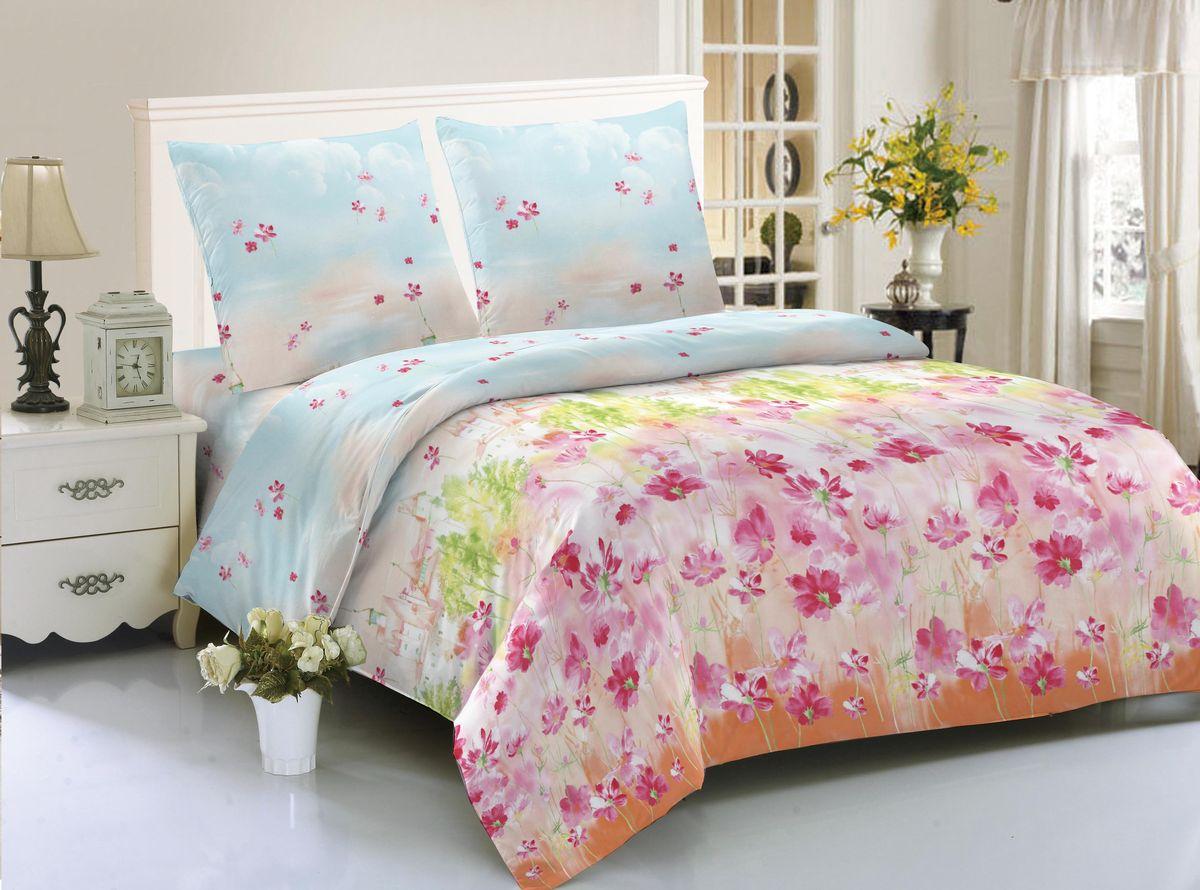 Комплект белья Amore Mio Vienna, 2-спальный, наволочки 70x7085273Комплект постельного белья Amore Mio изготовлен из мако-сатина. Нано-инновации позволили открыть новую ткань, которая сочетает в себе широкий спектр отличных потребительских характеристик и невысокой стоимости. Легкая, плотная, мягкая ткань, приятна и обладает эффектом персиковой кожуры. Отлично стирается, гладится, быстро сохнет. Дисперсное крашение великолепно передает качество рисунков и необычайно устойчиво к истиранию. Комплект состоит из пододеяльника, простыни и двух наволочек.