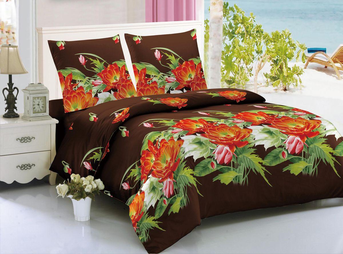 Комплект белья Amore Mio Munich, 2-спальный, наволочки 70x7085287Amore Mio – Комфорт и Уют - Каждый день! Amore Mio предлагает оценить соотношению цены и качества коллекции. Разнообразие ярких и современных дизайнов прослужат не один год и всегда будут радовать Вас и Ваших близких сочностью красок и красивым рисунком. Мако-сатина - Свежее решение, для уюта на даче или дома, созданное с любовью для вашего комфорта и отличного настроения! Нано-инновации позволили открыть новую ткань, полученную, в результате высокотехнологического процесса, сочетает в себе широкий спектр отличных потребительских характеристик и невысокой стоимости. Легкая, плотная, мягкая ткань, приятна и практична с эффектом «персиковой кожуры». Отлично стирается, гладится, быстро сохнет. Дисперсное крашение, великолепно передает качество рисунков, и необычайно устойчива к истиранию. Обращаем внимание, что расцветка наволочек может отличаться от представленной на фото.