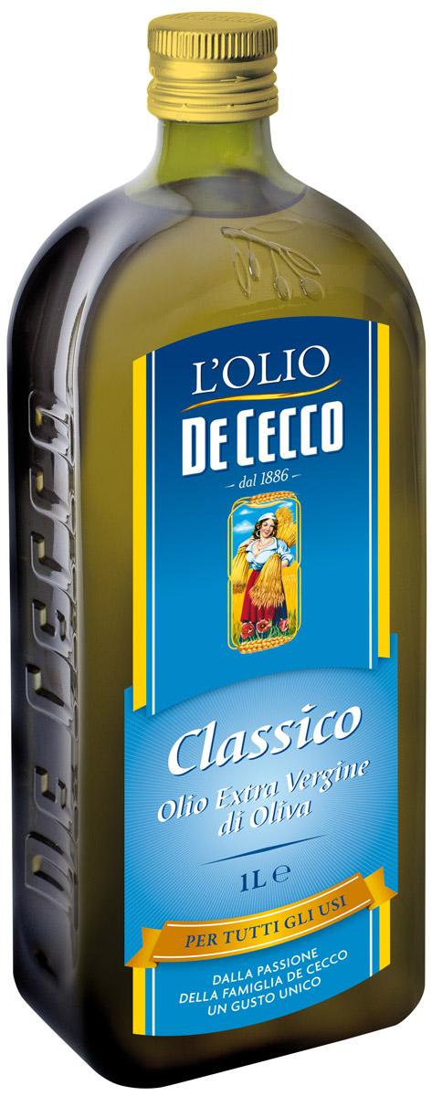De cecco Оливковое масло Extra vergine классическое, 1 л8001250220011