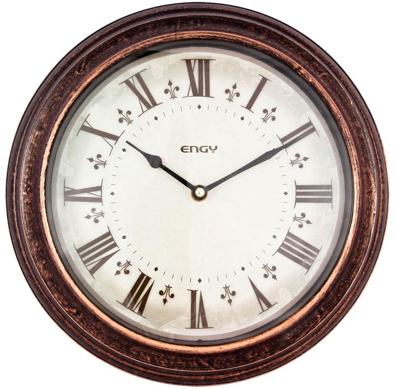 Engy ЕС-19 Круглые настенные часы 54 009319