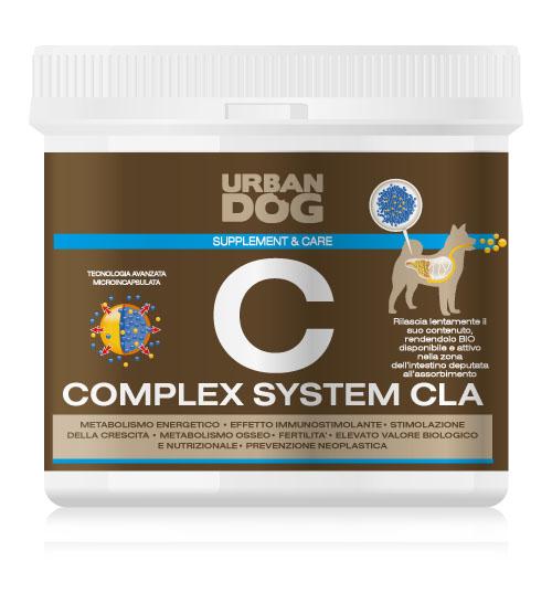 Иммуностимулирующая комплексная система CLA Urban Dog, 1 кгUD313CLK1Улучшает развитие мышц, укрепляет и поддерживает сердечную деятельность, уменьшает жировые отложения без изменения общей массы тела, но увеличивая синтез мышечной массы за счёт увеличения липолиза. Комплексная система CLA повышает эффективность иммунной системы, оказывает омолаживающее действие на организм старых особей. КОМПЛЕКСНАЯ СИСТЕМА CLA способствует увеличению фертильности у племенных животных: при регулярном применении с первого дня течки до родов вызывает увеличение выработки молока, снижение стресса, испытываемого животным.