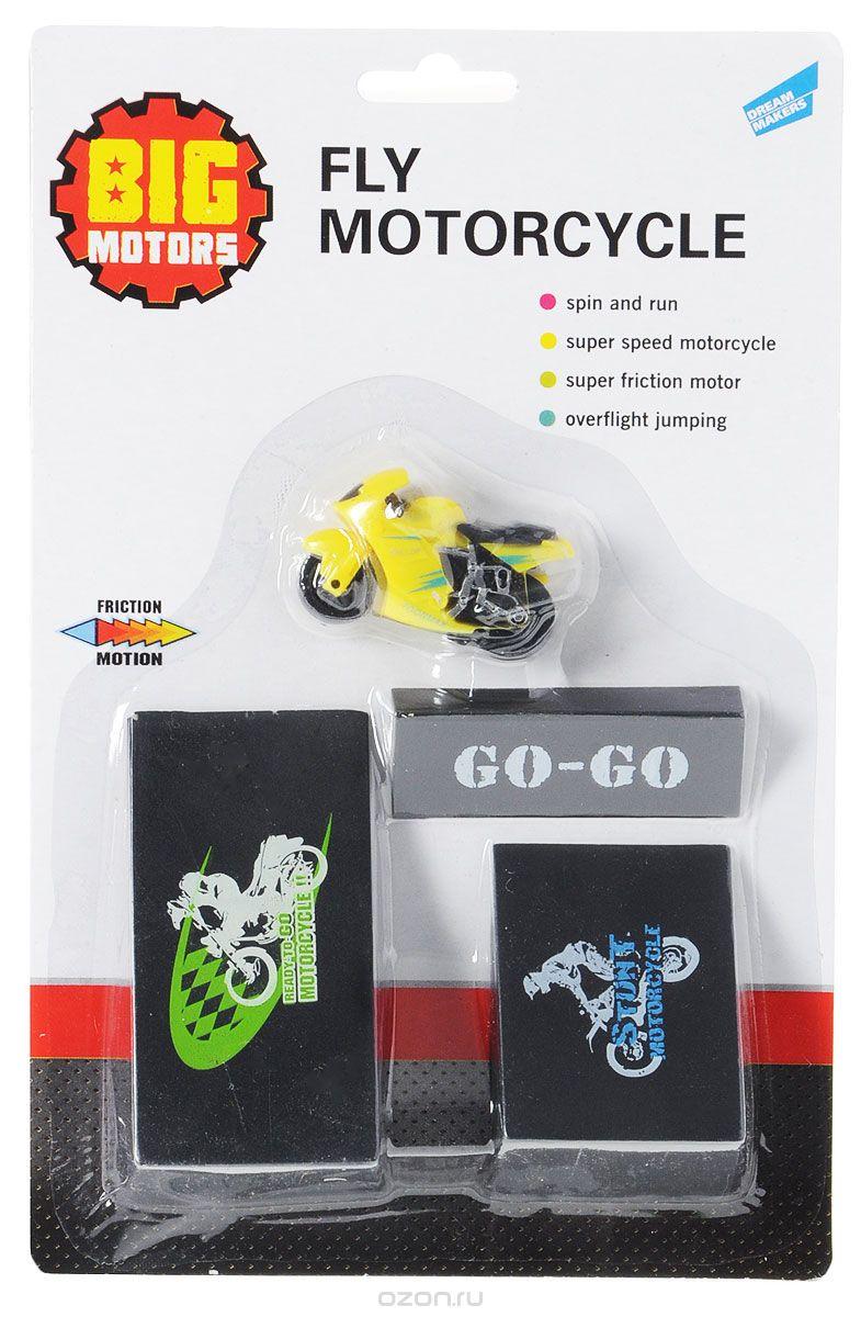 Big Motors Игрушечный трек Суперскоростной мотоцикл ST-602