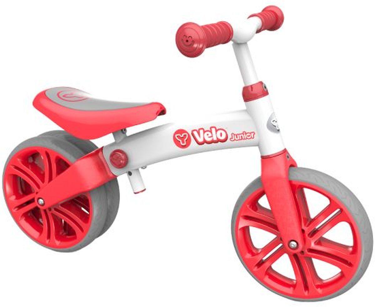 Y-Volution Беговел двухколесный Velo Junior с двойным колесом 100140